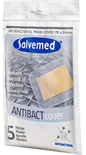 Salvemed Antibacterial Maxi Cover 5st