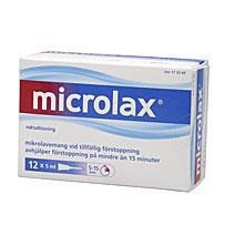 MICROLAX 12X5ml