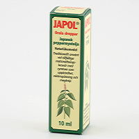 JAPOL Orala droppar 10ml