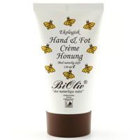 BiOliv Hand & fotcreme honung 150ml EKO
