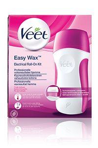 Veet Easy Wax Electrical Roll-On Start Kit
