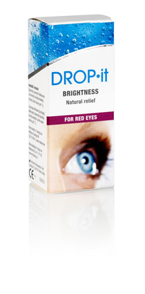 DROP-it brightness för röda ögon 10ml