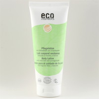 Eco Cosmetics Bodylotion granatäpple olivblad jojoba 200ml EKO