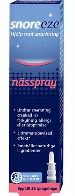 Snoreeze Nässpray 10ml
