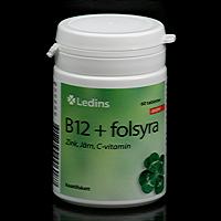 Ledins B12 Folsyra
