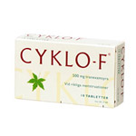 CYKLO-F tabletter 500mg trp 18st