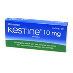 KESTINE Tabletter 10mg 10st