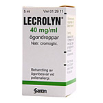 LECROLYN 40mg/ml 5ml flaska
