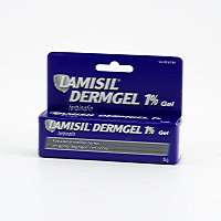 LAMISIL DermGel 1% 5g