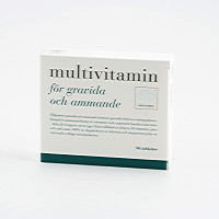 New Nordic MULTIVITAMIN gravida/ammande 90st