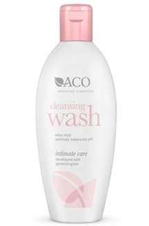 ACO Intimate Care Cleansing Wash 250ml