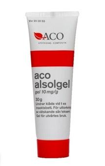 ACO SPECIAL CARE Alsolgel 30g