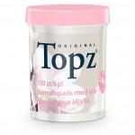 TOPZ Makeup remover pads olja 100st