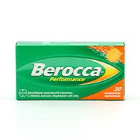 BEROCCA brus apelsin 2x15st