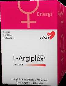 L-Argiplex orginal kvinna 100st