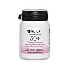 ACO 50+ Vitamin & mineral 100st
