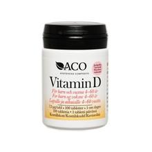 ACO Vitamin D 7,5 μg 100st