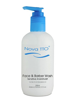 Nova TTO Face & Barber Wash 250ml