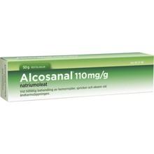 Alcosanal Salva 110mg/g 50g