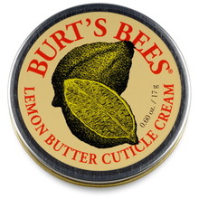 Burt's Bees Cuticle Cream Lemon Butter 17g