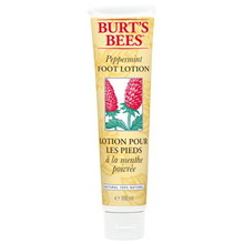 Burt's Bees Foot Lotion Peppermint 100ml