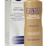NISIM Schampo - Normal till fet hårbotten 60ml
