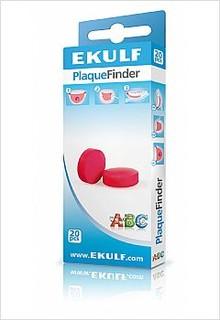 EKULF Färgtabletter 2 kartor á 10