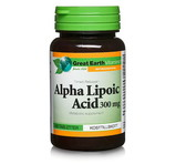 Great Earth Alpha Lipoic Acid 60st