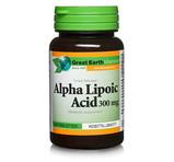 Great Earth Alpha Lipoic Acid 60st