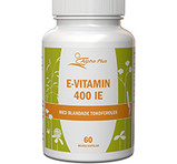 Alpha Plus E-vitamin 400 IE 60st