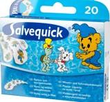 Salvequick Bamse plåster 20st