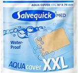Salvequick MED Aqua Cover XXL 5st