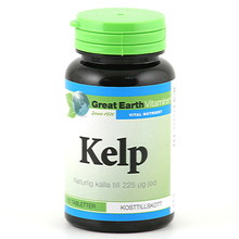 Great Earth Kelp 225µg 150st