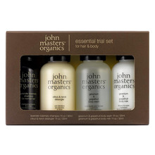 John Masters Travelkit 4x30ml