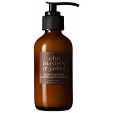 John Masters Jojoba & Ginseng Exfoliating Face Cleanser 118ml