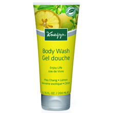 Kneipp Body Wash Enjoy Life May Chang & Lemon 200ml