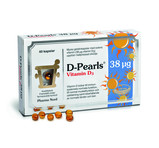 D-Pearls 38µg 40st