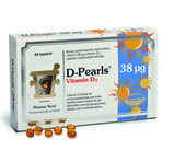 D-Pearls 38µg 80st