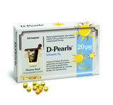 D-Pearls 20µg 120st