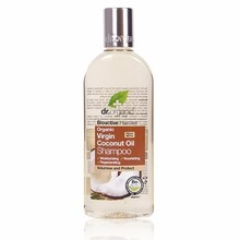 Dr Organic Virgin Coconut Oil Shampoo 265ml