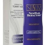 NISIM Schampo - Normal till torr hårbotten 60ml