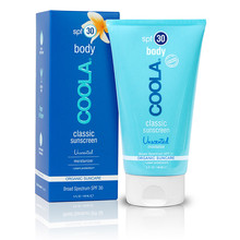Coola Classic Body SPF 30 Unscented 148ml
