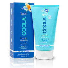 Coola Classic Sport SPF 50 Unscented 148ml