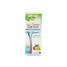 MethodDraine Detox Hallon/tranbär 250ml