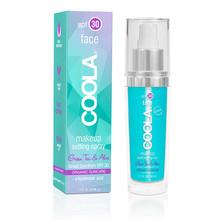Coola Make-up Setting Spray SPF 30 Tea/Aloe 50ml