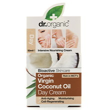 Dr Organic Virgin Coconut Oil Day Cream 50ml