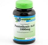 Pantothenic Acid B5 1000mg 90st
