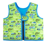 Splash About Flytande Simväst Go Splash Swim Vest Green Gecko