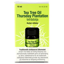 THURSDAY PLANTATION Tea Tree olja – 100% 10ml
