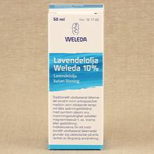 WELEDA Lavendelolja 10% 50ml